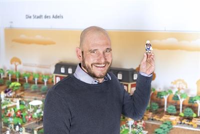 Dennise Stefan Bauer im Stadtmuseum