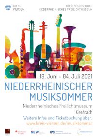 © Kreis Viersen - Niederrheinischer Musiksommer