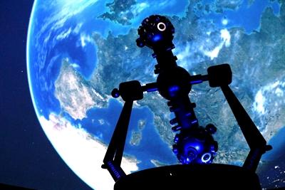 Planetarium Osnabrueck (c) Lisa Heyn