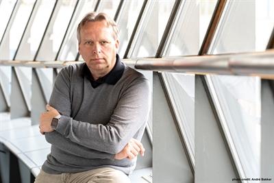 ©  - Jörg Heynkes gibt in dem Vortrag einen spannenden Einblick die Energiewelt von morgen.  Referent Jörg Heynkes © André Bakker