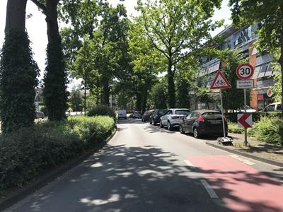 Fahrbahnsanierung Düesbergweg