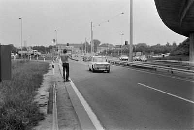 Münster 1971: Trampen