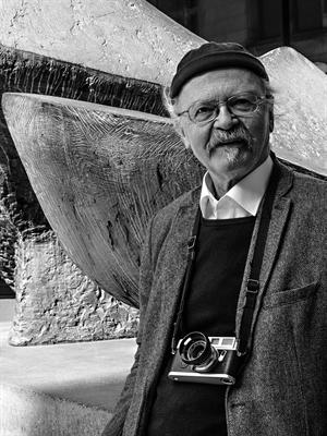 Berthold Socha Portrait