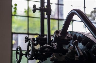 © Städtische Museen Hanau - Foto Dampfmaschinen