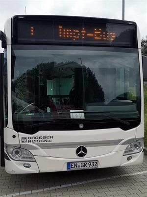 © // UvK/ Ennepe-Ruhr-Kreis - Impfbus