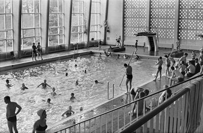 Schwimmkurse im Stadtbad