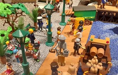 Playmobil Stadthafen