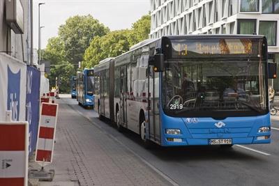 Verkehrsversuche - Herwarthstraße
