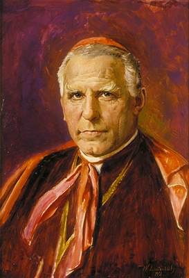 Porträt Kardinal von Galen