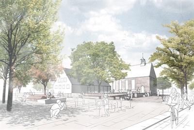 © Planungsbüro RSP Freiraum GmbH/Stadt Kassel