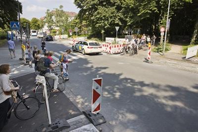 Verkehrsversuch: Neubrückentor