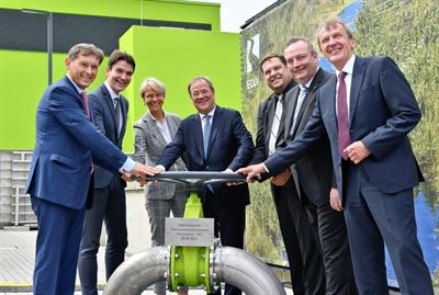 Inbetriebnahme Pumpwerk Oberhausen