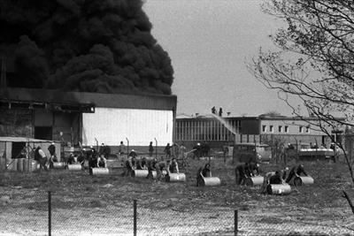 Münster 1971: Großbrand Armstrong