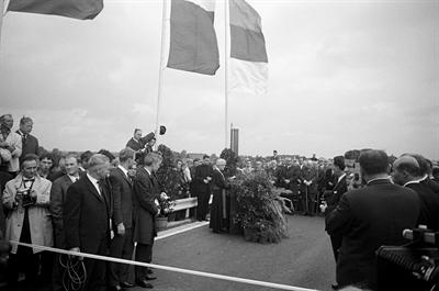 Eröffnung Hansalinie 1965