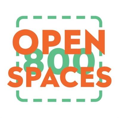 © Joop van Reeken - Logo OPEN SPACES 800
