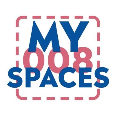 © Joop van Reeken - Logo MY SPACES 800