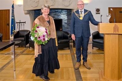 Bundesverdienstkreuz Ulli Seewald