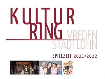 ©  - Die Fachabteilungen Kultur aus Vreden und Stadtlohn freuen sich auf die kommenden Veranstaltungen.