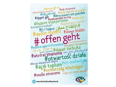 ©  - Hinweis zur interkulturellen Woche