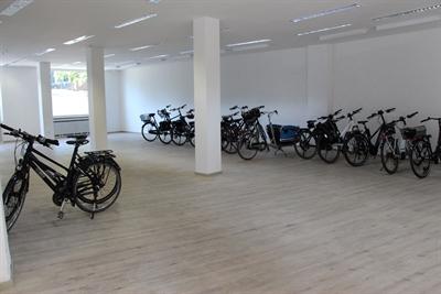 © Stadt Bocholt - Fahrradparken Ladenlokal Nordstraße 39 (2)
