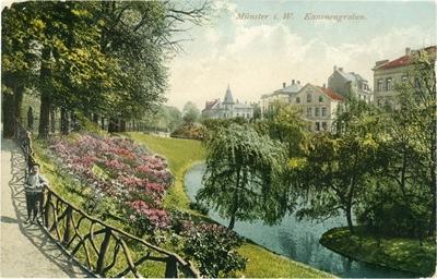 Kanonengraben Postkarte