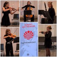 """© Foto: Kreis Viersen - Bundeswettbewerb 2021 """"Jugend musiziert"""""""