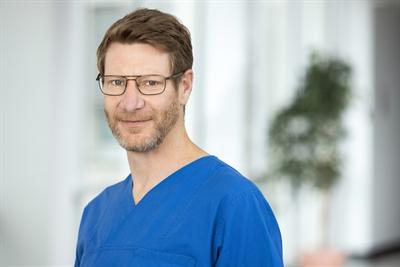 Oberarzt Gordon Schramm