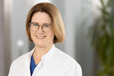 Dr. Susanne Krämer, Leitende Ärztin der Abteilung für Unfall- und Wiederherstellungschirurgie in der Klinik für Allgemein-, Viszeral- und Unfallchirurgie an der Klinik am Park Lünen