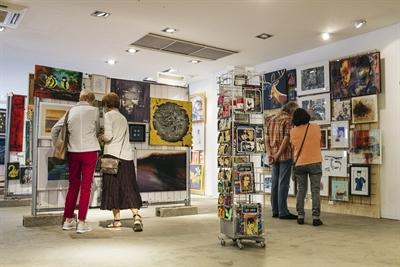 © Hanau Marketing GmbH/Hendrik Nix - AufLADEN 01
