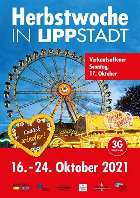 ©  - Plakat - Herbstwoche 2021 - aktuell