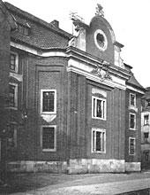 Lotharinger Kloster 1925