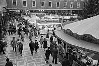 Weihnachtsmarkt 1970