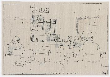 Zeichnungen Hans Griepentrog
